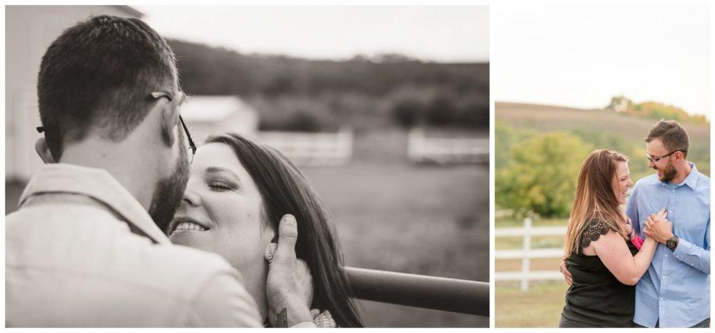 Regina Wedding Photography - Allie-Nathan - Fall Engagement Session