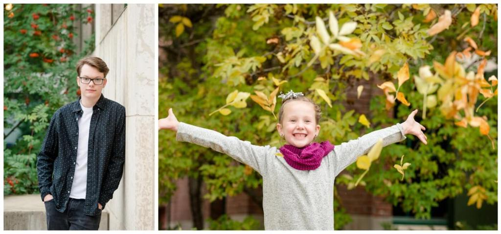 Regina Family Photography - Butler Family - Susan-Matt-Josiah-Lucas-Caris-Aaron-Nathan - Fall Family Session - Wascana Park