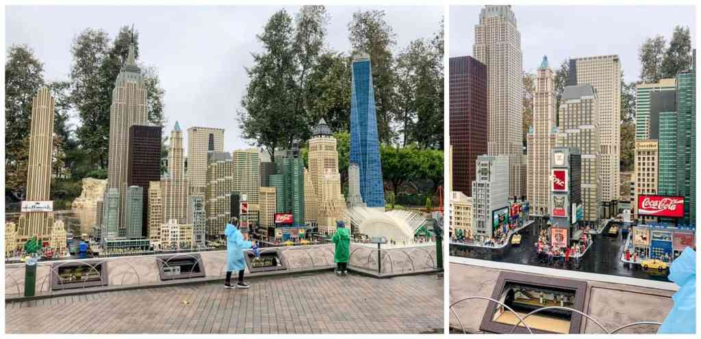 Regina Family Photography - Legoland California - Liske Family Travels - New York City - Lego Skyline