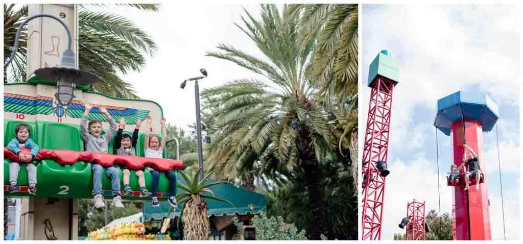 Regina Wedding Photography - Legoland California - Liske Family Travels - Legoland - Kids Power Tower - Beetle Bounce.jpg