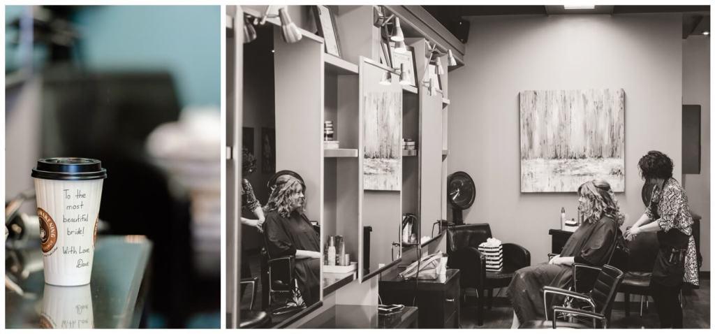 Regina Wedding Photography - Dave - Sarah - Wedding - Kramers Hair Regina - Brewed Awakening