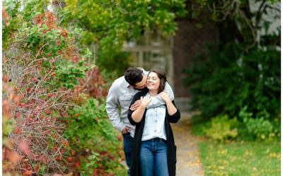 Keegan & Sara Engagement