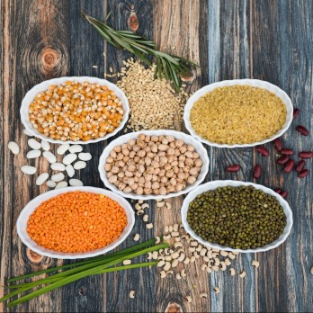 Legumes are heart healthy