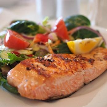 fish is heart healthy