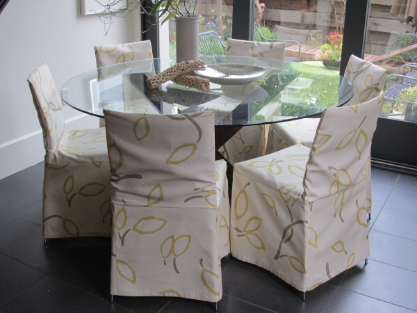 Dining Chair Slip Cover Pattern Pads & Cushions