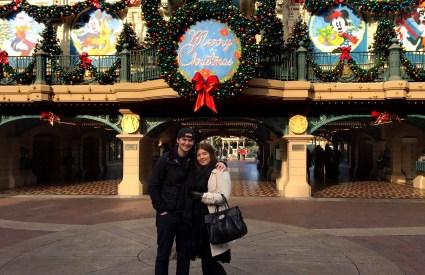 A Little Trip To Disneyland Paris