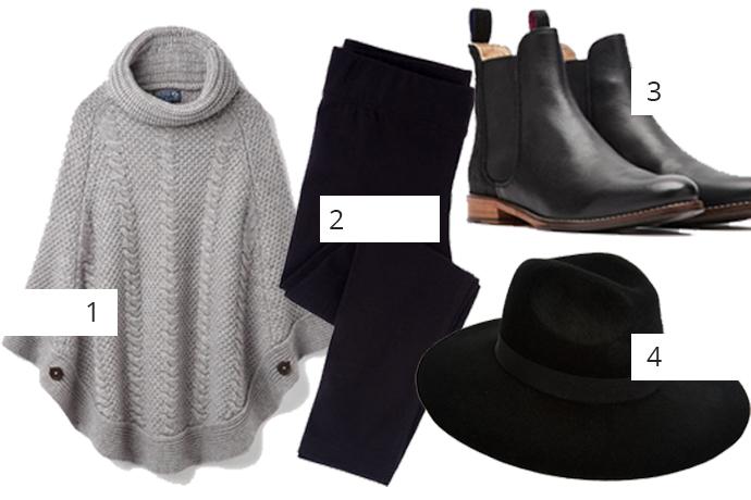 Ways To Wear: Ponchos