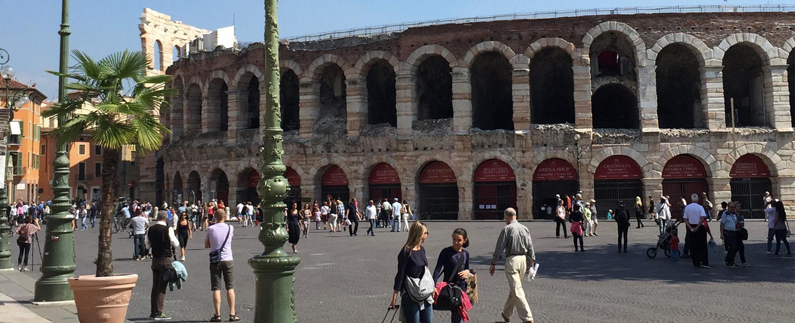 A Mini Break To Verona