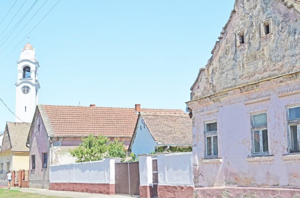 Klenak Town Serbia