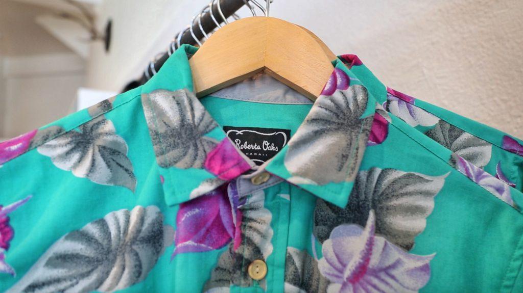 Roberta Oaks Aloha Shirt