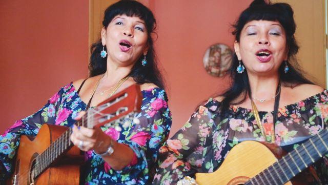 Twin Singers Santiago de Cuba