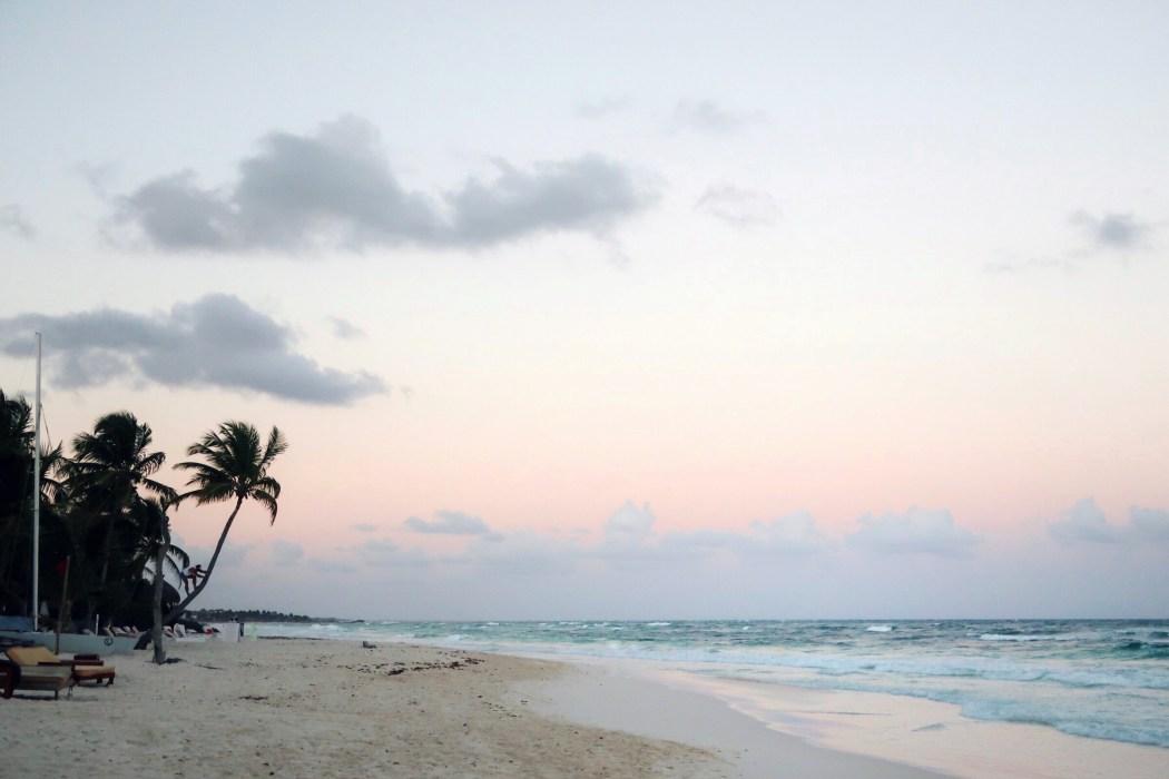 Ahau Tulum Sunset