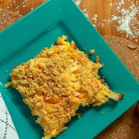 Vegan Cheesy Hashbrown Casserole