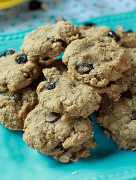 Easy Vegan Breakfast Cookies