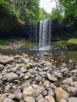 beaver falls hike