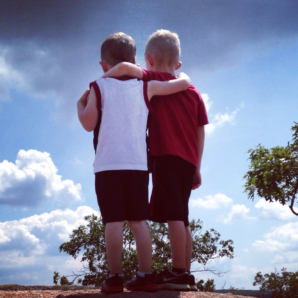 A Letter to My Boys: Be Like Your Daddy