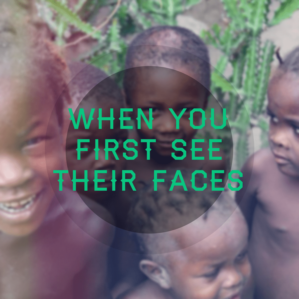 When You First See Their Faces