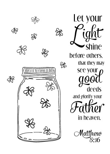 Let Your Light Shine in the Midst of Chaotic Days, guest