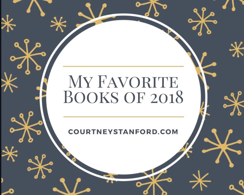 My Favorite Books of 2018