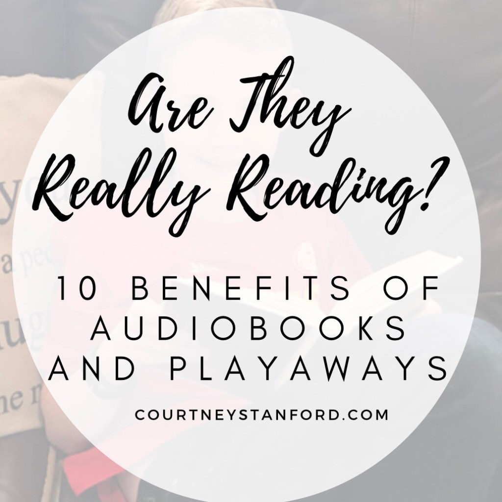 Tech Trends in Education: Are They Really Reading? 10 Benefits of Playaway and Audio Books for Children