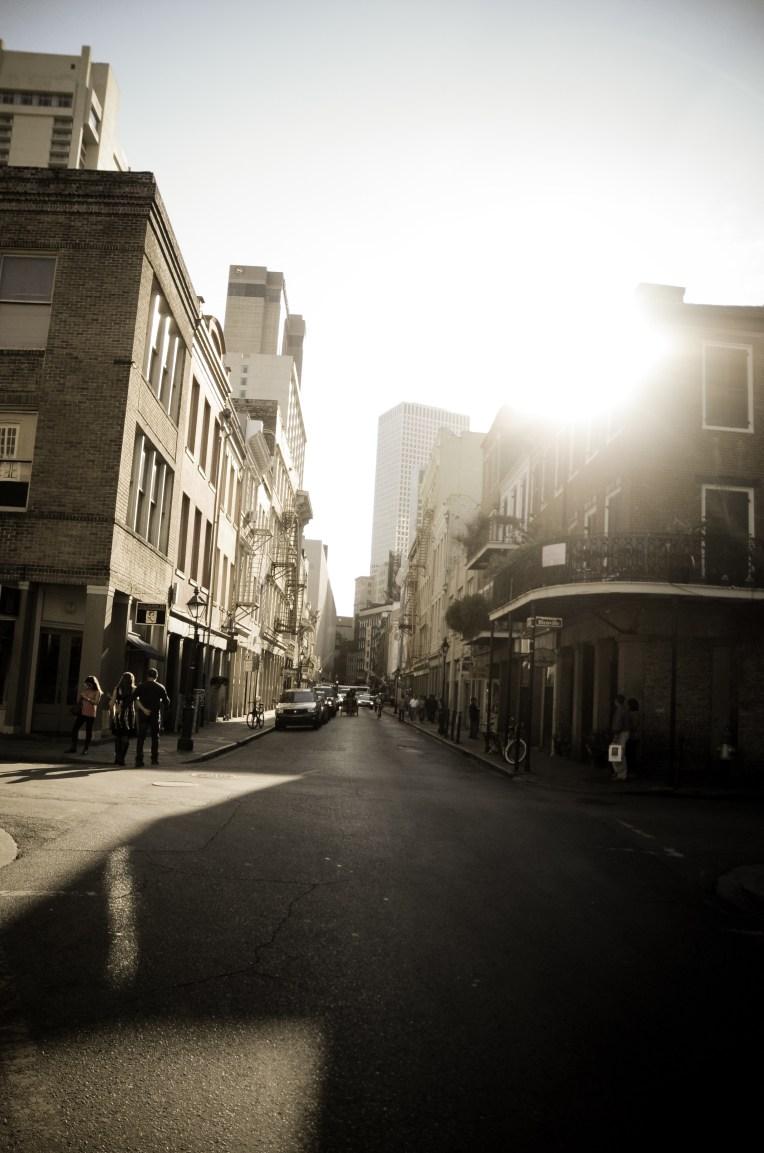 French Quarter.