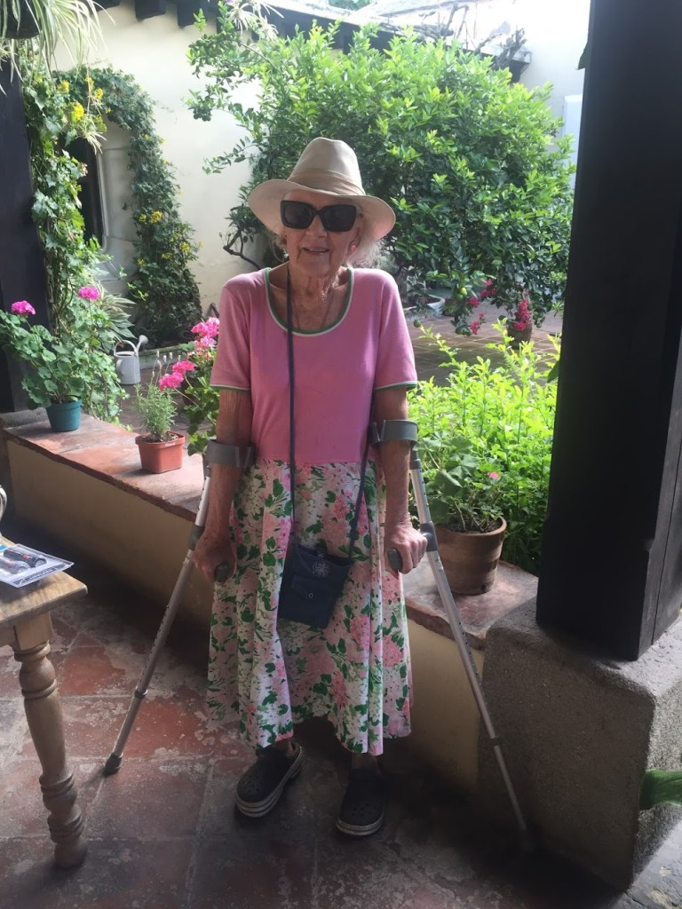 workaway volunteer as a caretaker in Antigua, Guatemala