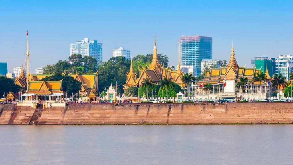 Teaching English in Phnom Penh, Cambodia