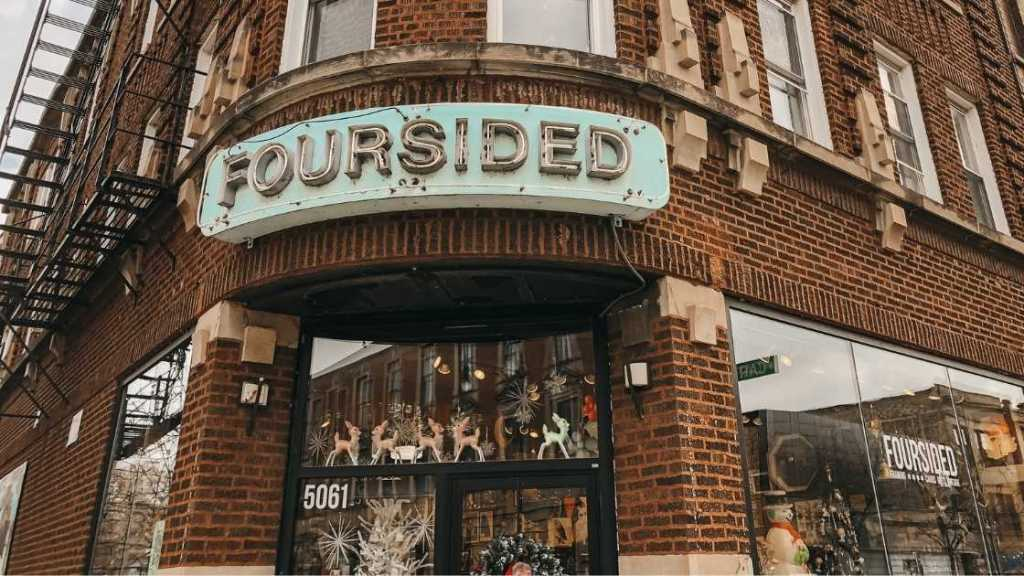 Foursided Andersonville, shop local, queer-owned chicago businesses