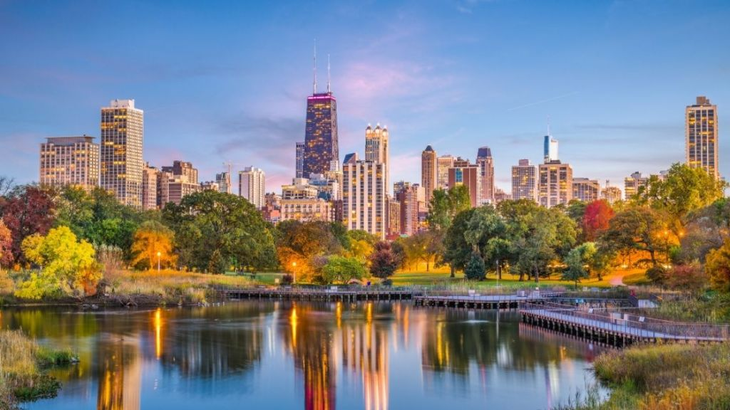 Lincoln Park, Chicago - Chicago Budget Travel Guide