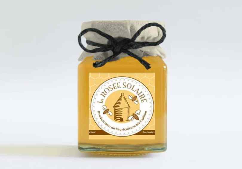 pot miel gelée royale agriculture biologique