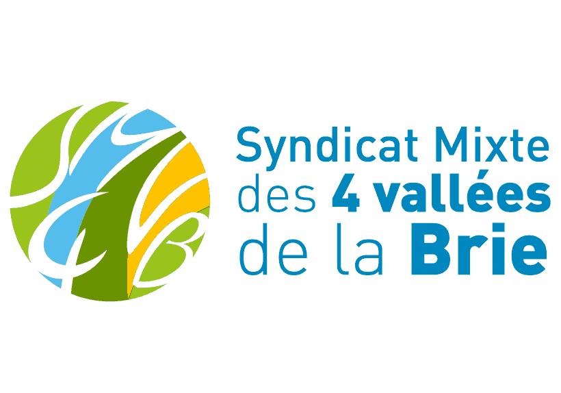 Etude logo syndicat mixte vallées de la Brie