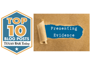 Texas Bar Today Top Ten Blog Post