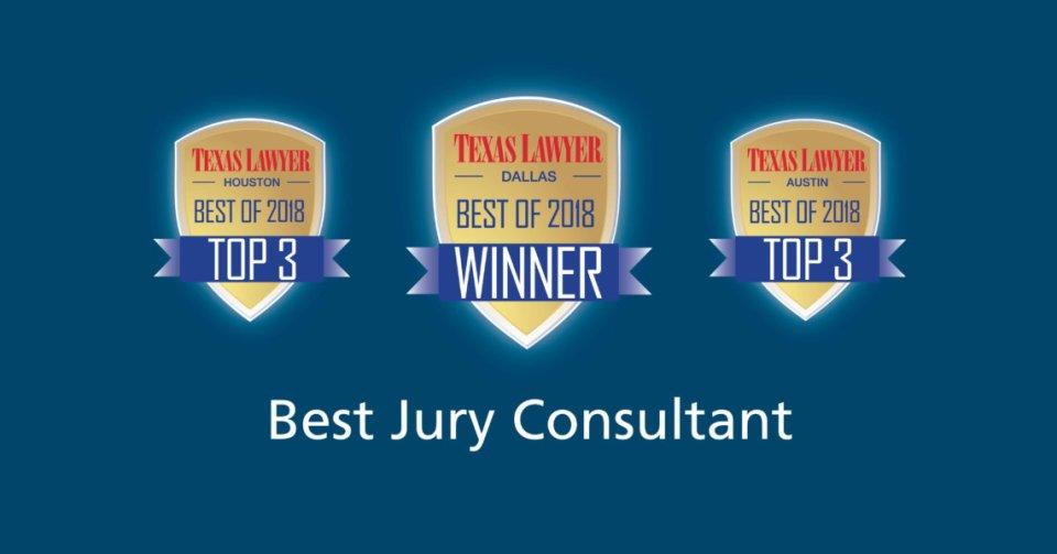 Texas Best Jury Consultant 2018