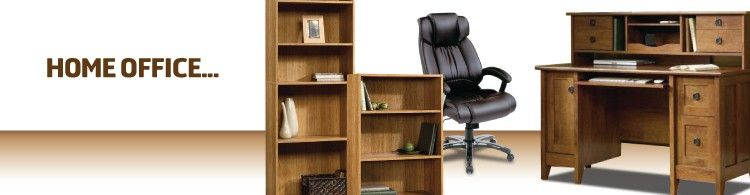 Home Office Furniture By Ashley Sauder And More