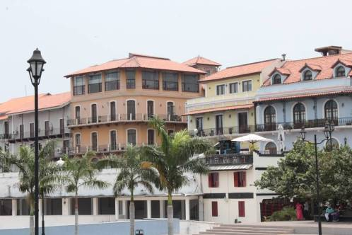 Visit to the Old Town of Panama City (Casco Viejo)