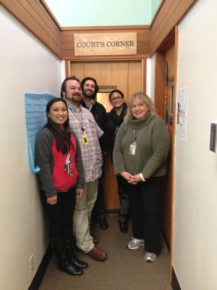 Court's Corner Library (1/3)