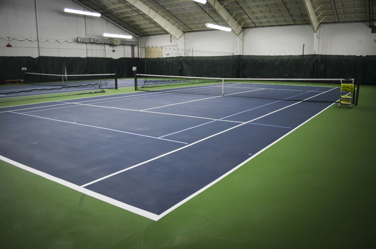 Tennis Courts | Courts Plus