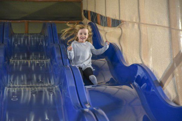 Girl Slide