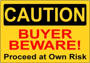 Caution Buyer Beware: illustrating article about New York Loft Law, Caveat Emptor, special facts doctrine, Transfer of Development Rights, and temporary restraining order