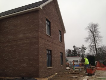 Brick Exterior 12-21-13