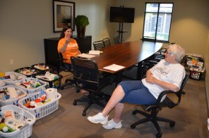 Move-In Stations