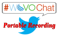 WoVOchat results-portable recording