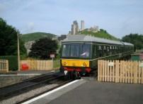 Swanage Railway Diesel