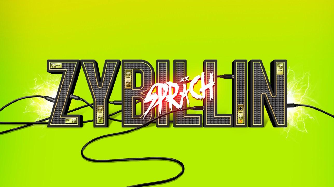 bannière d'accueil chaîne YouTube Zybillin Spräch