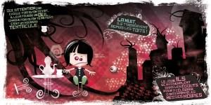 Lou et les horreurs cosmiques page 2