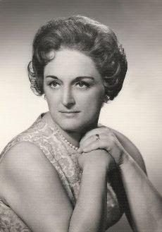 Rita Berman Abrams, 1962 (via Shari Berman Landes)