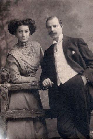 Sadie Lustig Landes and Joseph Landes via Paul Landes