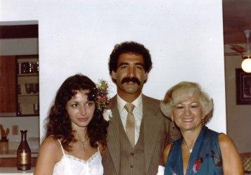 Marina Hamr Landes, Randy Landes, Micki Kerstman Epstein (via Shari Berman Landes)