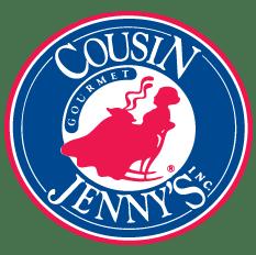 Cousin Jenny's Circle Logo