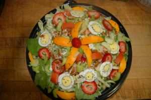 Catered Chicken Salad